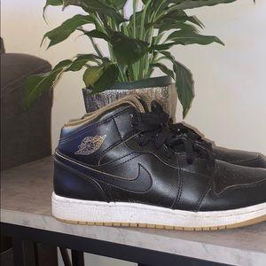 Air Jordan's 1